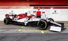 Alfa Romeo ctí tradici Sauberu