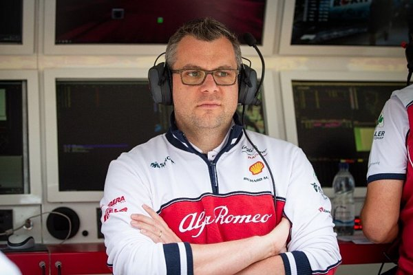 Monchaux je novým technickým ředitelem Alfy Romeo