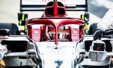 Räikkönenovi chyběla rychlost a nebude to lepší