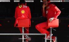 Ferrari nebylo rychlé pouze díky novým dílům