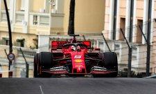 Ferrari chystá do Francie nové přední křídlo