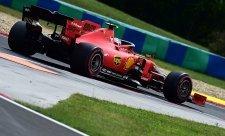 Ferrari nehodlá odepsat vývoj