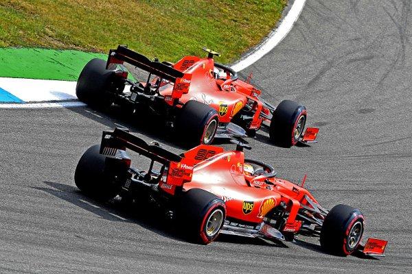 Ferrari skončilo s velkými vývojovými soubory