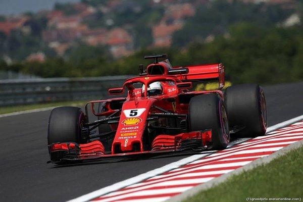 Ferrari narazilo s Mission Winnow