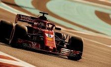 Ferrari nastartovalo motor pro letošní sezonu