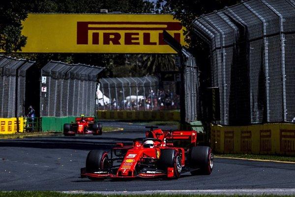 Ferrari není tam, kde chtělo být