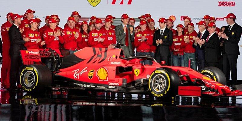 Ferrari jde cestou postupné evoluce