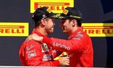 Ferrari se podle všeho neodvolá