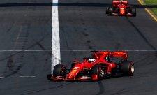 Leclerc nesměl před Vettela z preventivních důvodů