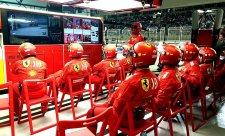 Italský tisk tepe Ferrari za politické porážky