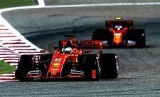 Leclerc ignoroval týmovou režii