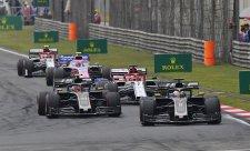 Haas znovu dojel na nefungující gumy