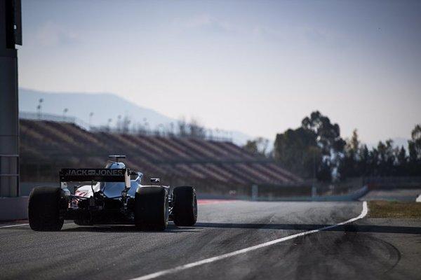Haas přechází na simulátor Dallary