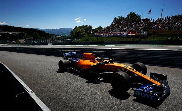 U McLarenu zůstanou i napřesrok Sainz a Norris