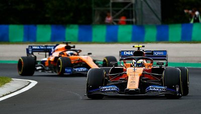 Šance McLarenu na titul přijde nejdříve v roce 2022