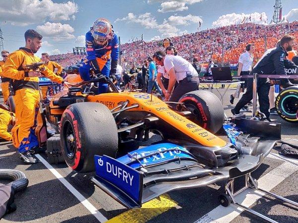 McLaren odmítá vše svádět na pneumatiky