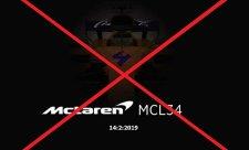 Uniklý obrázek McLarenu s Coca Colou byl podvrh