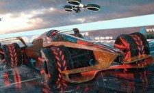 Vůz McLaren pro sezonu 2050 odhalen