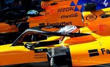 V aerodynamickém oddělení McLarenu se schyluje ke změnám