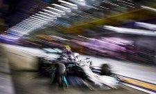 Mercedes čekal spíše útok od Red Bullu
