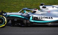 Hamilton křičel v Silverstone nadšením