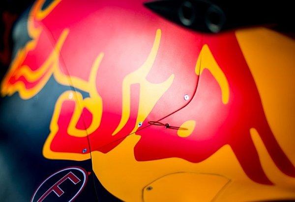 Red Bull udělal chybu v simulátoru