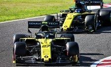 Renault byl dodatečně vyloučen z VC Japonska