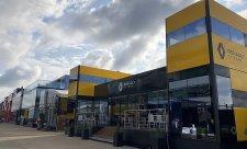 Renault najal aerodynamika z Williamsu