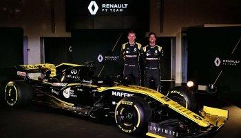 Renault nadále ctí žlutočernou