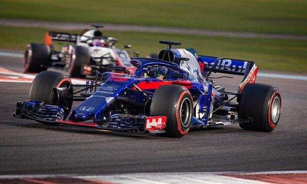 Havárie stály Toro Rosso přes dva miliony eur