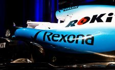 McLaren Williamsu ukradl Rexonu