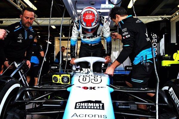 Williams s výběrem jezdce nespěchá