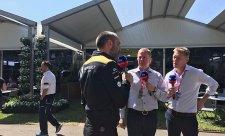 Ricciardo je rozmazlený, naznačil Abiteboul