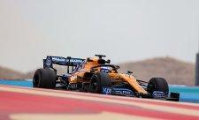 Alonso po testu vidí McLaren jako čtvrtou sílu
