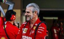 Arrivabene už není šéfem Scuderie Ferrari