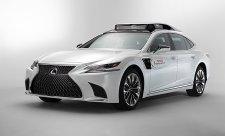 Toyota testuje plně autonomní řízení