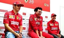 Ferrari obchází nášlapnou minu, míní Brawn