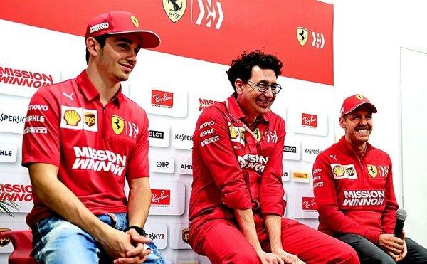 Mercedes má body, Ferrari potenciál