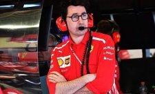 Resta se k Ferrari připojí až v listopadu