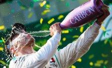 Bottas zůstává jezdcem Mercedesu