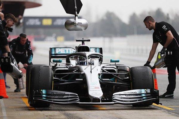 Mercedes prý má problém s vyvážením vozu