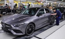 Výroba Mercedesu CLA byla spuštěna