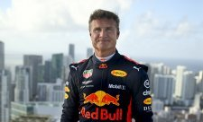David Coulthard se stal prezidentem