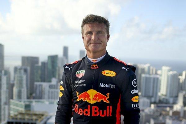 David Coulthard se stal prezidentem