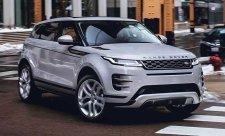 Range Rover Evoque jako mild-hybrid