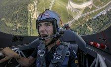 Nadšený Gasly měl v letadle šampiona Šonky strach