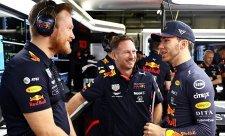 Gaslyho jsme zbavili tlaku, tvrdí Red Bull