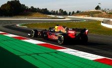 Gaslyho nehoda příčinou Verstappenových problémů