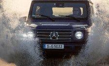 Dostane Mercedes G silnejší diesel?