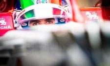 Ferrari se postavilo za Giovinazziho